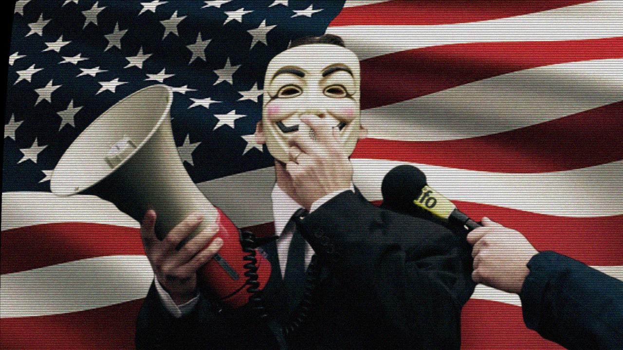 Anonymous-message