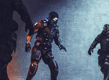 Cyborg Soldiers