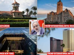 Donald Trump's properties