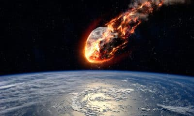 Asteroid Larger Than Empire State Building To Narrowly Miss Earth This Week NASA Says
