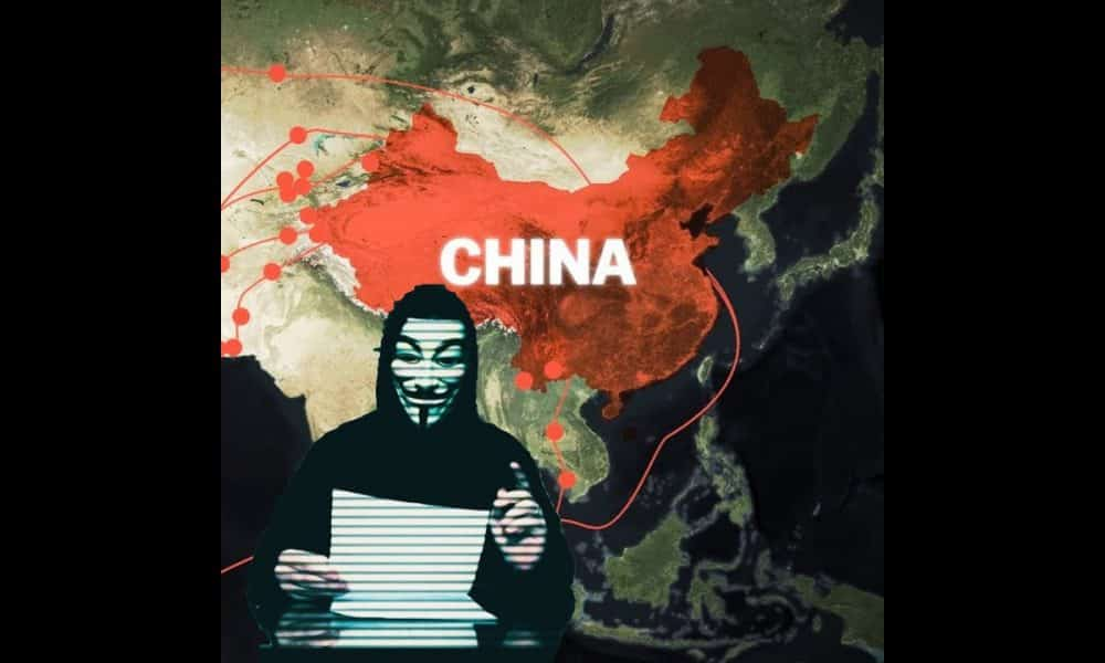 Anonymous Message: China's Plan For World Domination Exposed