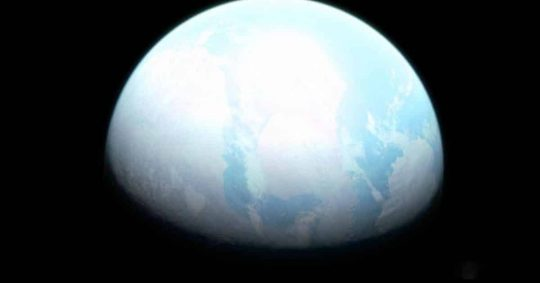Permalink to Water Found On Potentially Habitable Planet For First Time Ever