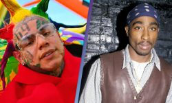"""Tekashi 6ix9ine Says There's """"No Difference"""" Between Him and Tupac"""