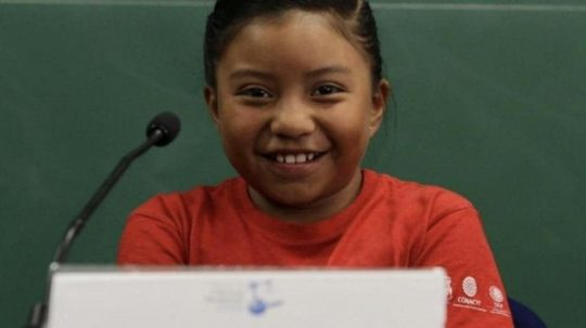 Permalink to 8 Year-Old Mexican Girl Invents A Solar Water Heater And Wins Nuclear Science Prize