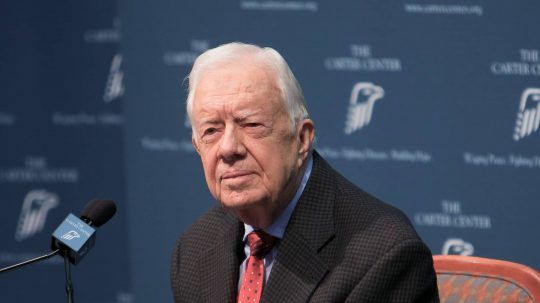 Permalink to Jimmy Carter Says Investigation Would Show Trump Didn't Win 2016 Election