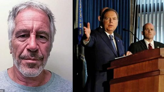 Permalink to Victim's Lawyer Thinks Jeffrey Epstein Will Be Murdered Before Trial