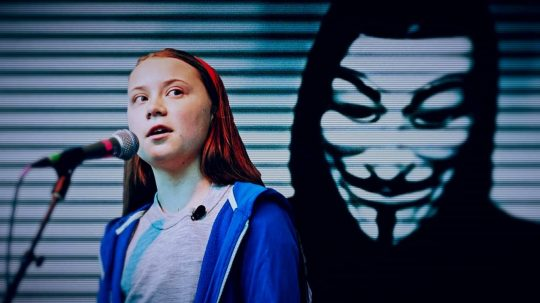 Permalink to Anonymous Message To Greta Thunberg