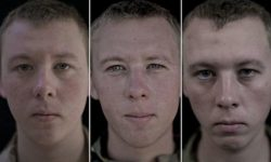 14 Soldiers Were Photographed Before, During, And After War